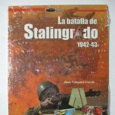 Militaria: LA BATALLA DE STALINGRADO 1942 - 1943 - SEGUNDA GUERRA MUNDIAL - COLECCIÓN STUG3. Lote 85117508