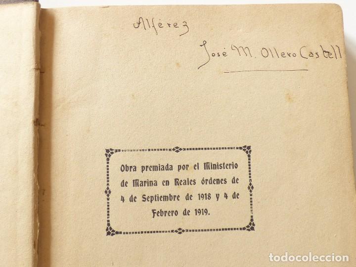 Militaria: ORDENANZAS DE LA ARMADA, ESCUELA NAVAL MILITAR. 1929. - Foto 3 - 85122768