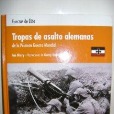LIBRO DE OSPREY , TROPAS DE ASALTO ALEMANAS .