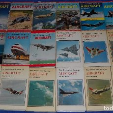 Militaria: THE OBSERVER'S BOOK OF AIRCRAFT - GREEN, WILLIAM & POLLINGER, GERALD (1962 A 1981). Lote 85303484