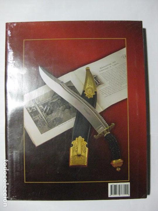 Militaria: CUCHILLOS DE EXHIBICIÓN - JOSEPH RODGERS & SONS - COLECCIÓN SAMUEL SETIAN - ABEL DOMENECH / NAVAJAS - Foto 2 - 85523956