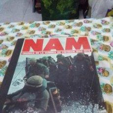 Militaria: NAM. CRÓNICA DE LA GUERRA DE VIETNAM 1965 1975. VOLUMEN 1. EST24B4. Lote 86142408