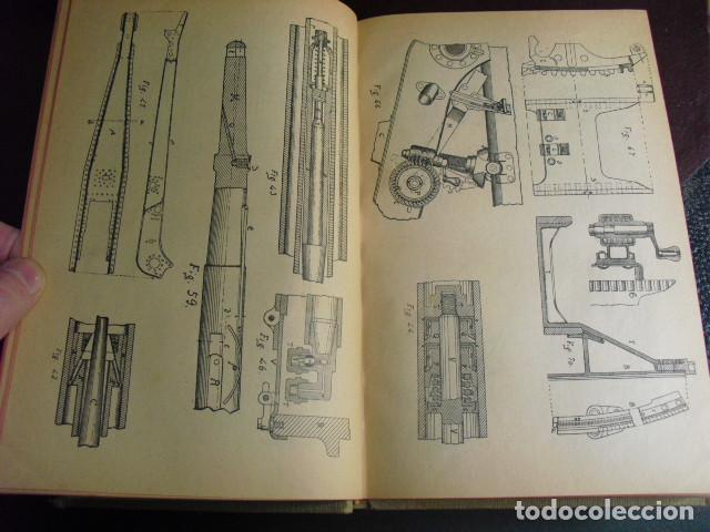 1937 MATERIAL DE ARTILLERIA PRIMERO Y SEGUNDO CURSO ESCUELA POPULAR DE INSTRUCTORES DE GUERRA (Militar - Libros y Literatura Militar)
