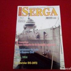 Militaria: REVISTA SERGA N° 5. HISTORIA MILITAR. Lote 86543016
