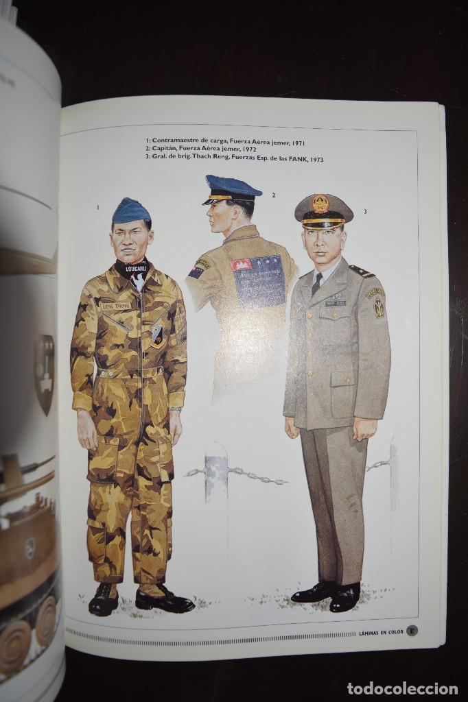 Militaria: GUERRA EN CAMBOYA. AUTOR: KENNETH, CONBOY KENNETH BOWRA, MIKE CHAPPELL - Foto 2 - 86770980