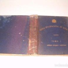 Militaria: CÓDIGO INTERNACIONAL DE SEÑALES 1934. TOMO I: SEÑALES VISUALES Y ACÚSTICAS. RM80917. . Lote 86823448