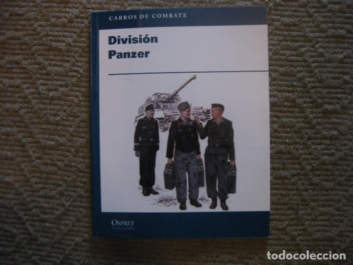 DIVISIÓN PANZER (CARROS DE COMBATE OSPREY/RBA) - WINDROW, MARTIN (Militar - Libros y Literatura Militar)