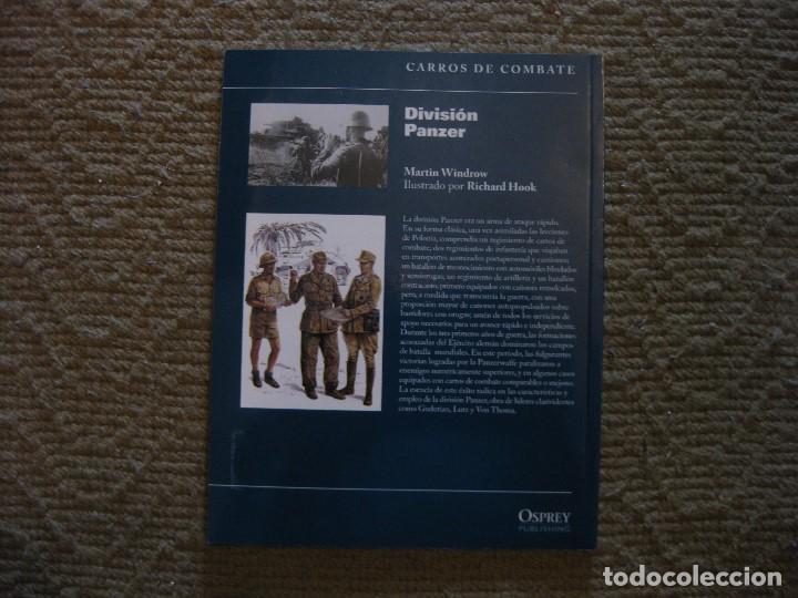 Militaria: División Panzer (Carros de Combate OSPREY/RBA) - Windrow, Martin - Foto 2 - 87059024