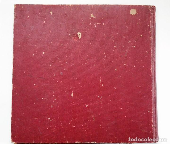 Militaria: ALBUM DE HOMENAJE A LA GRAN BRETAÑA - EDITA REVISTA LICEO AÑO 1945 - Foto 2 - 143040598