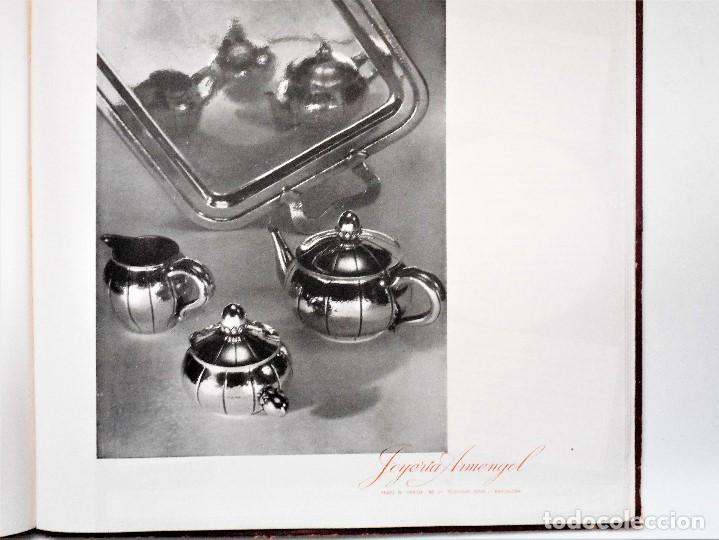 Militaria: ALBUM DE HOMENAJE A LA GRAN BRETAÑA - EDITA REVISTA LICEO AÑO 1945 - Foto 10 - 143040598