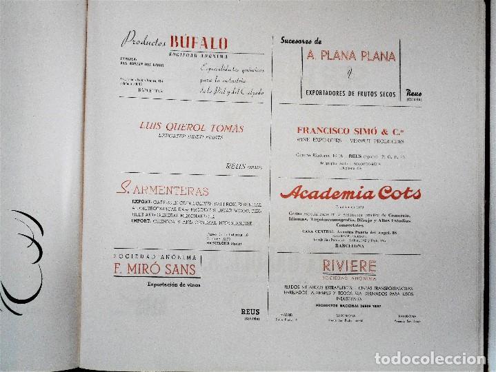 Militaria: ALBUM DE HOMENAJE A LA GRAN BRETAÑA - EDITA REVISTA LICEO AÑO 1945 - Foto 11 - 143040598