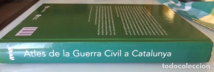 Militaria: Atles de la Guerra Civil a Catalunya. VICTOR HURTADO ANTONI SEGURA JOAN VILLAROYA - Foto 3 - 87134508