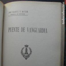 Militaria: 1924 PUENTE DE VANGUARDIA GENERAL MARVÁ Y MAYER. Lote 193673638