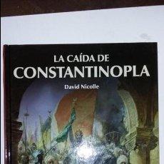 Militaria: LA CAIDA DE CONSTANTINOPLA: OSPREY EDAD MEDIA. Lote 87428316