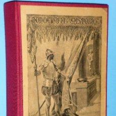 Militaria: MONOGRAFÍA HISTÓRICA DEL CENTRO DEL EJÉRCITO Y DE LA ARMADA (1902). Lote 87614272