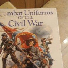 Militaria: COMBAT UNIFORMS OF THE CIVIL WAR. Lote 88109167