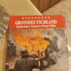 Militaria: SPEARHEAD GROSSDEUTSCHLAND. Lote 88110523