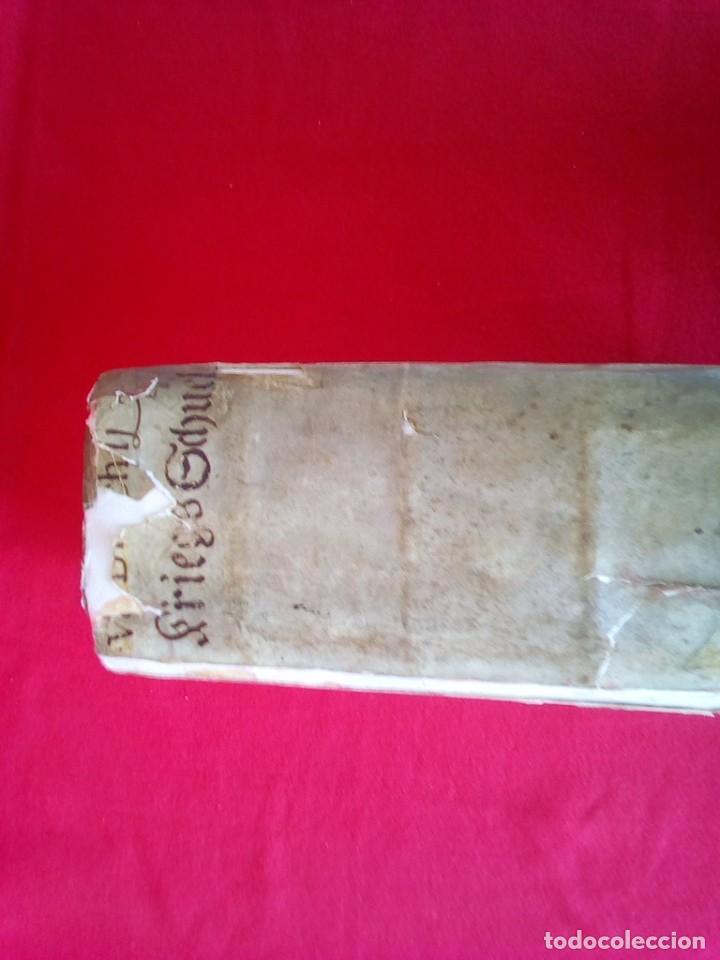 Militaria: 1687- 89 DECENAS DE GRABADOS ALGUNOS PLEGADOS ESCUELA DE GUERRA TRATADO DE ARTILLERIA 35 CMS - Foto 4 - 88132680