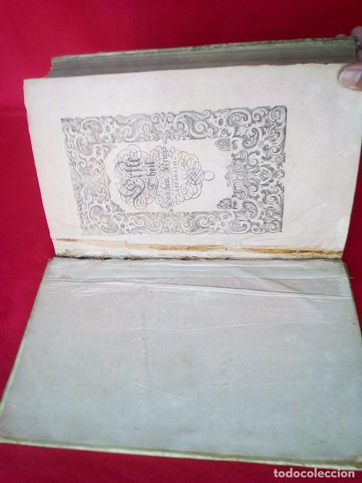 Militaria: 1687- 89 DECENAS DE GRABADOS ALGUNOS PLEGADOS ESCUELA DE GUERRA TRATADO DE ARTILLERIA 35 CMS - Foto 10 - 88132680