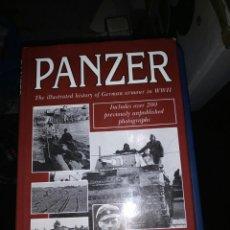 Militaria: PANZER . Lote 95622712
