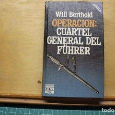 Militaria: OPERACIÓN: CUARTEL GENERAL DEL FÚRER. Lote 88792136