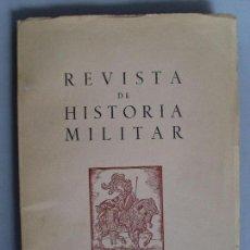 Militaria: REVISTA DE HISTORIA MILITAR / 1958 / Nº 2. Lote 89715100