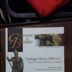 Militaria: CARTAGO NOVA 209 A.C.. GUERREROS Y BATALLAS. Lote 89834896