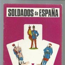 Militaria: SOLDADOS DE ESPAÑA (1 DE 3), 1968, MUY BUEN ESTADO. Lote 90049656