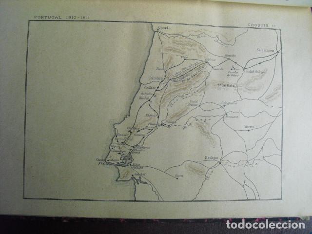 1901 INFLUENCIA ESTRATEGICA DE LOS CAMPOS ATRINCHERADOS D. LUIS ANDRADE (Militar - Libros y Literatura Militar)