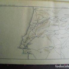 Militaria: 1901 INFLUENCIA ESTRATEGICA DE LOS CAMPOS ATRINCHERADOS D. LUIS ANDRADE. Lote 90376880