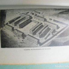 Militaria: 1920-21-22 ACUARTELAMIENTO. Lote 90463589
