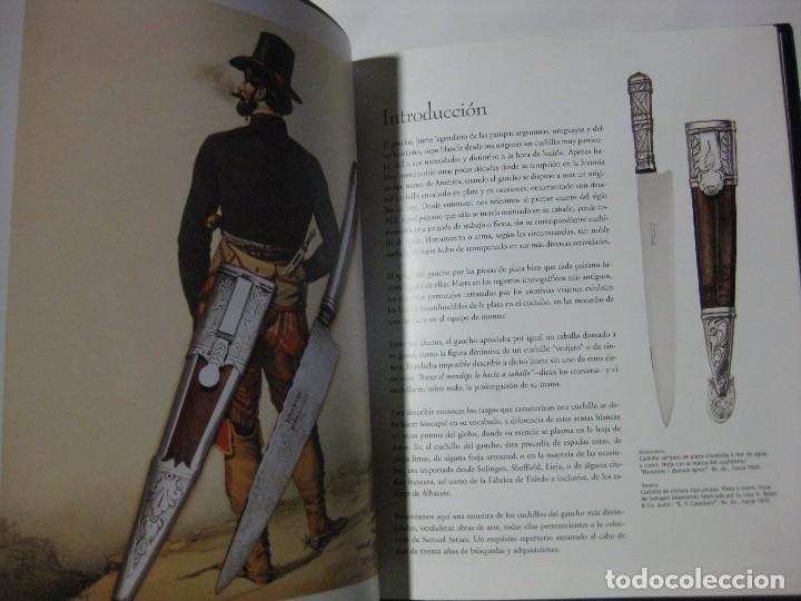 Militaria: EL GAUCHO Y SU CUCHILLO / ARGENTINA / URUGUAY / BRASIL SAMUEL SETIAN / CUCHILLOS ESTRIBOS ESPUELAS - Foto 2 - 91192995