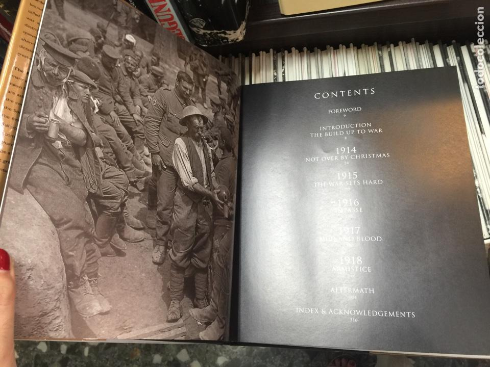 Militaria: The first world war in photographs. Imperial war museum - Foto 3 - 54160262