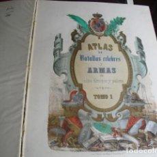 Militaria: 1857-60 ATLAS DE LAS BATALLAS COMBATES Y SITIOS MAS CELEBRES DE LA ANTIGÜEDAD EDAD MEDIA Y TIEMPOS M. Lote 92051230