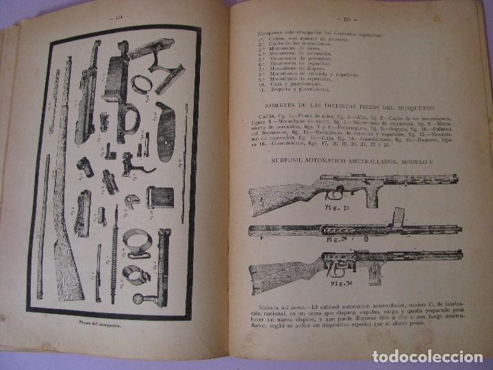 Militaria: ASPIRANTE A GUARDIA CIVIL AÑO 1944. CUARTA EDICIÓN. - Foto 7 - 93176045