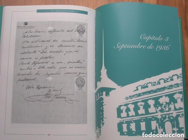 Militaria: EL ALCAZAR NO SE RINDE. GRAN FORMATO. PROFUSAMENTE ILUSTRADO. IMPRESCINDIBLE. - Foto 4 - 93298550