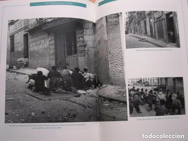 Militaria: EL ALCAZAR NO SE RINDE. GRAN FORMATO. PROFUSAMENTE ILUSTRADO. IMPRESCINDIBLE. - Foto 5 - 93298550