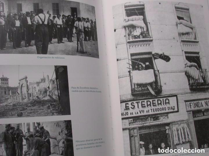 Militaria: EL ALCAZAR NO SE RINDE. GRAN FORMATO. PROFUSAMENTE ILUSTRADO. IMPRESCINDIBLE. - Foto 7 - 93298550