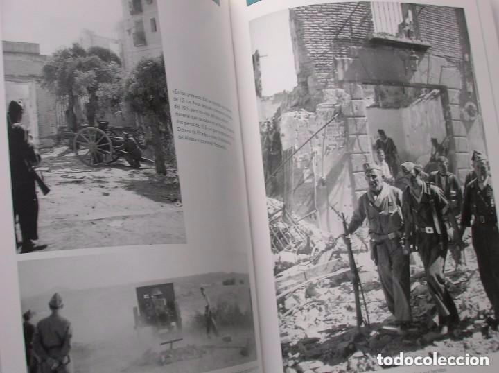 Militaria: EL ALCAZAR NO SE RINDE. GRAN FORMATO. PROFUSAMENTE ILUSTRADO. IMPRESCINDIBLE. - Foto 8 - 93298550