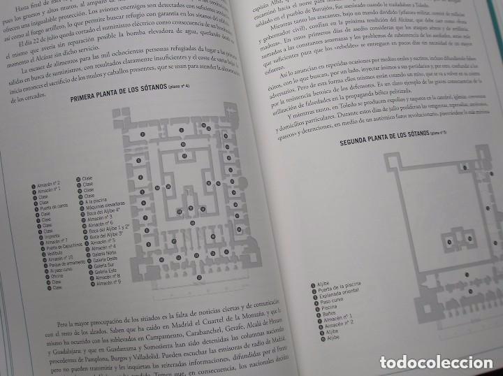 Militaria: EL ALCAZAR NO SE RINDE. GRAN FORMATO. PROFUSAMENTE ILUSTRADO. IMPRESCINDIBLE. - Foto 10 - 93298550