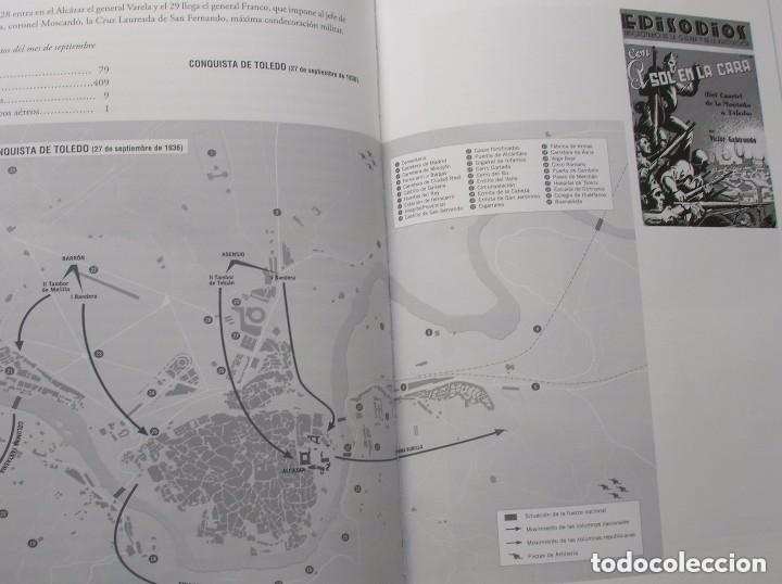 Militaria: EL ALCAZAR NO SE RINDE. GRAN FORMATO. PROFUSAMENTE ILUSTRADO. IMPRESCINDIBLE. - Foto 11 - 93298550