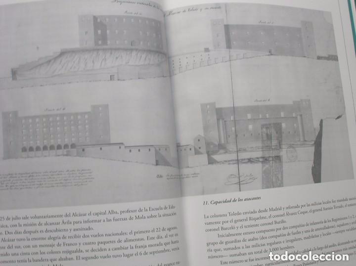 Militaria: EL ALCAZAR NO SE RINDE. GRAN FORMATO. PROFUSAMENTE ILUSTRADO. IMPRESCINDIBLE. - Foto 12 - 93298550