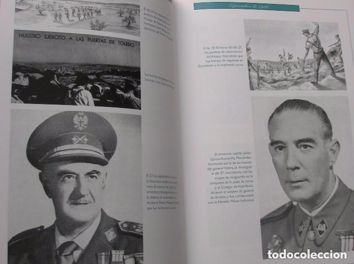 Militaria: EL ALCAZAR NO SE RINDE. GRAN FORMATO. PROFUSAMENTE ILUSTRADO. IMPRESCINDIBLE. - Foto 14 - 93298550