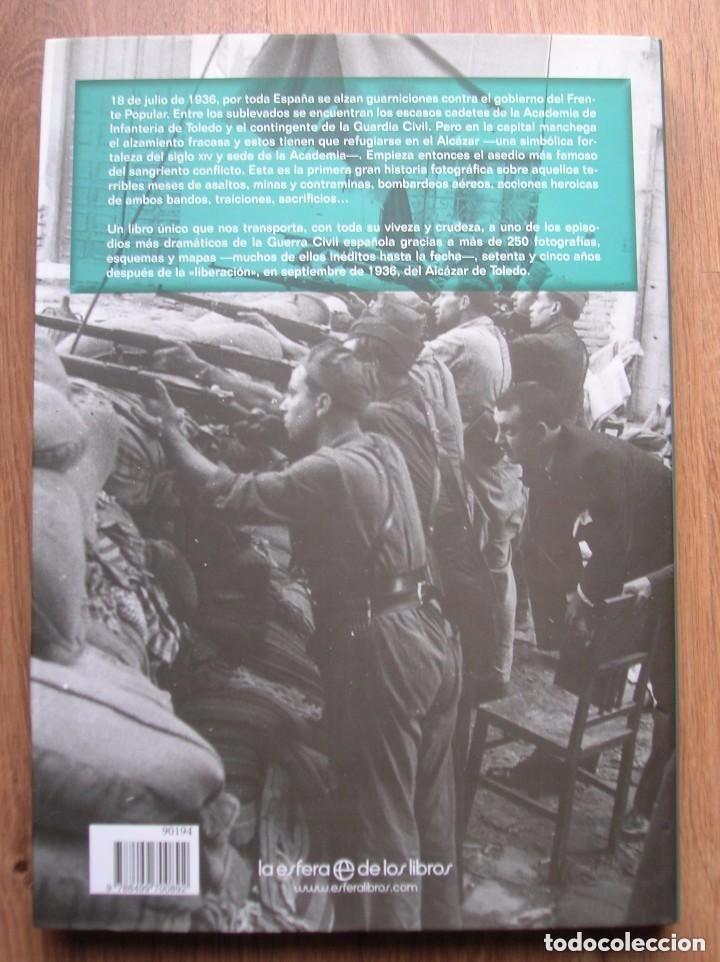 Militaria: EL ALCAZAR NO SE RINDE. GRAN FORMATO. PROFUSAMENTE ILUSTRADO. IMPRESCINDIBLE. - Foto 15 - 93298550