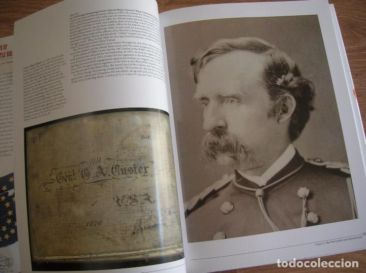 Militaria: HALLAZGOS EN EL CAMPO DE BATALLA DE LITTLE BIG HORN. 7º DE CABALLERIA. GENERAL CUSTER. CABALLO LOCO. - Foto 3 - 93691330