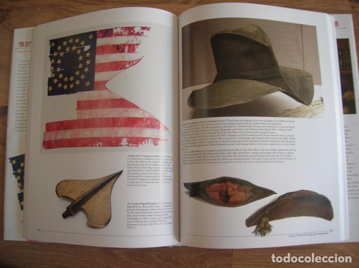 Militaria: HALLAZGOS EN EL CAMPO DE BATALLA DE LITTLE BIG HORN. 7º DE CABALLERIA. GENERAL CUSTER. CABALLO LOCO. - Foto 4 - 93691330