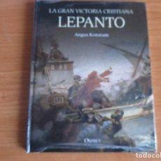 Militaria: OSPREY - GRANDES BATALLAS: LEPANTO , LA GRAN VICTORIA CRISTIANA. Lote 94390226