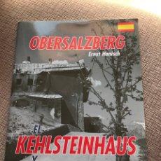 Militaria: OBERSALBERG EL KEHLSTEINHAUS Y ADOLF HITLER. Lote 94406306