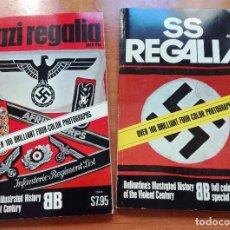 Militaria: LIBROS DE MILITARÍA ALEMANA, GUERRA MUNDIAL, NAZI, SS. Lote 94710711