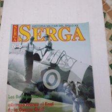 Militaria: SERGA Nº6- REVISTA MILITAR DEL SIGLO XX -. Lote 95051867